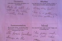 Teach music - appreciation