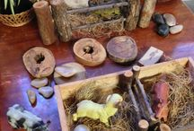 Loose parts & open ended play