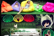 Outdoor furniture / by Skycarte