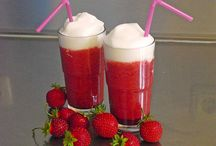 Sommer Getränke