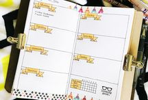 Diary, Planner