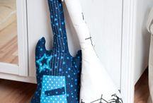 ebook Crafting Cafe: Nähgitarre / Designbeispiele Nähgitarre