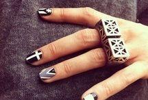 Nail designs  / by Jasmine Allen