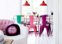decor with colors