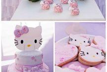 Γενέθλια hello kitty