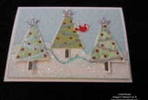 Stampin Up - Festival of Trees / by Becca Matlock