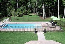 Summer Lovin' / Swimming Pool / by Marilyn Melcher