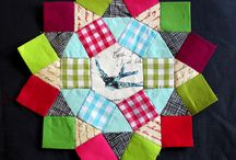 English Paper Piecing / For the love of hand sewing! / by Twiggy & Opal