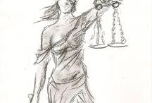 Homegrown Lady Justice / Een kritische noot tegen populistische politiek