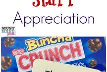 Lunch staff appreciation