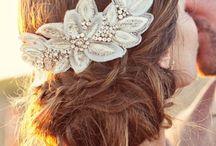 Haar Decoratie Bruiloft