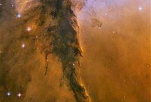 galaxer å rymdrejjer