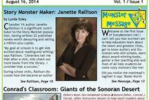 Children's e-Magazine Newsletters