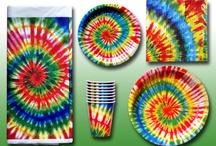 Tie dye party / by Scarlett Nicole