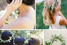 Greckie wesele inspirowane gałązkami oliwnymi / Grecki motyw przewodni przyjęcia weselnego z wykorzystaniem gałązek oliwnych