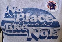 New Orleans T Shirts - Nola T Shirts
