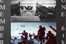 d day June 6th / by Lavada Bishop