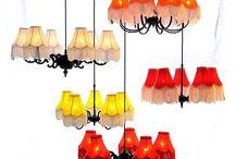 Suspensions et baladeuses / Nos lumières nomades trouvent leur place partout chez vous