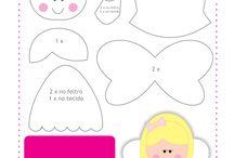 babiky z papiera