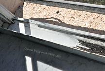 limpieza Rail ventanas