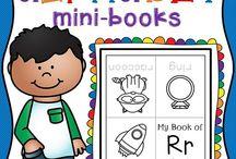 Pre-School Ideas / by Jen Polatis