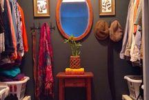 Hoarder-ific / Closets, storage, organization ideas / by Jessica Cooper