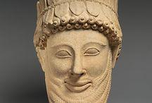 Sculptures du Levant