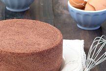 italian spong cake