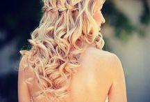 Wedding hair / by Amanda Preston