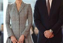 Kate Middleton's coat dresses / I love Kate's coat dresses!