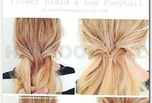 Hair and accesories / This is for hair, makeup, nails, beauty, and anything body related