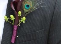 Boutonnieres / Wedding or prom boutonnieres