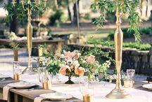 candelabra flowers