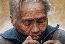 Amazing painter: Li Zijian!!