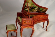 Harpsichords & Pianos ♫♪  / PIANO LOVE / by I pity the violins