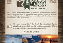 Making Memories Photo Contest / by South Carolina State Parks