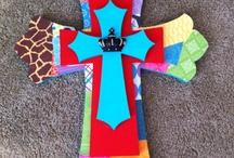 crosses diy