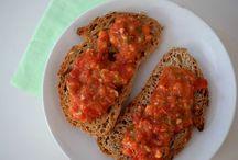 ♡ Eten- Skinny broodbeleg