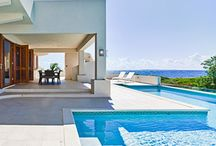 Contemporary Caribbean Homes / Cutting-edge Caribbean homes from 7th Heaven Properties which celebrate contemporary design - perfect for modern island living.