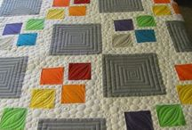 Cuddle up / Quilts and blankets / by Sarah Christensen
