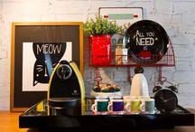 Inspirações para o Cantinho do Café ☕