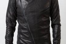 кожаные куртки мужские