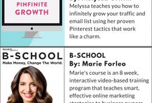 Biz #Hacks & #HowTos: Classes, Courses, Guides, and Webinars