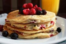 Breakfast Foods / Pancakes, Granola, Oatmeals, Coffee Cakes, Crepes, Casseroles & More