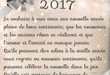 voeux de nouvelle année