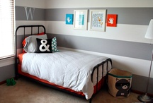 Boy room / by Alissa @CraftyEndeavor.com