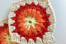Crochet: puntos, grannys, motivos