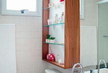 decoração para o banheiro