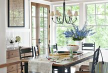 Dream Dining Room / by Kristi @ Little Miss Scatter-Brain