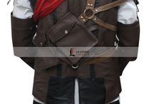 Edward Kenway Assassin's Creed Black Flag Costume / Edward Kenway's Assassin's Creed Costume that you loves to wear in parties so here is the Replica Costume of Assassin's Creed Black Flag, You Can buy this Fabulous Costume from LeathersJackets.com & get FREE Shipping in low price.